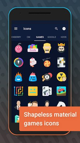 Ango Icon Pack 1.2.5a APK