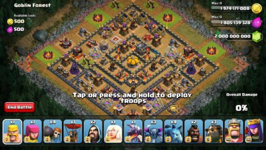 Clash of Clans 9.105.5 Unlimited Mega Mod APK