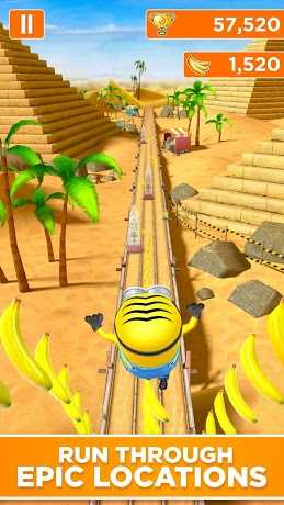 Despicable Me Minion Rush 4.8.1a Mod APK