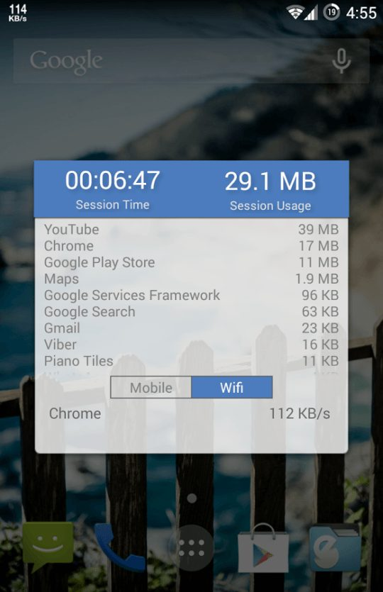 Internet Speed Meter v1.4.8 Full APK