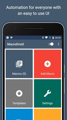 MacroDroid PRO 3.19.3 Build 8112 Full APK