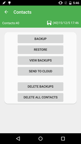Super Backup Restore Premium v2.2.05 Full APK