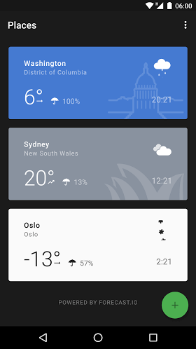 Weather Timeline Forecast v10.7.0 Full APK