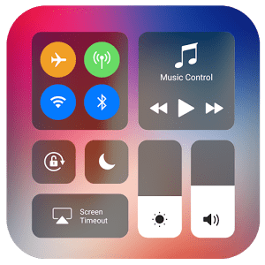 Control Center OS 11 Premium APK android gingerbread Archives