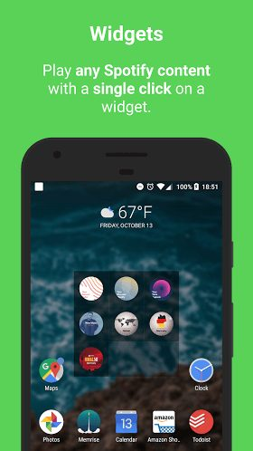 Sign for Spotify Widgets 2.3.6 Full APK