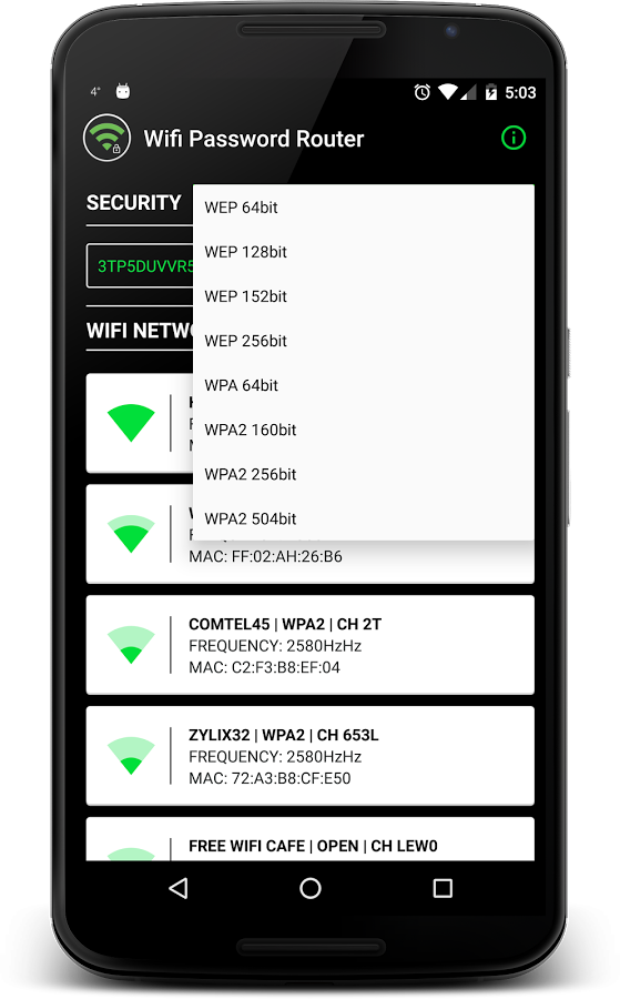 WIFI PASSWORD ROUTER v1.3.8 Full APK