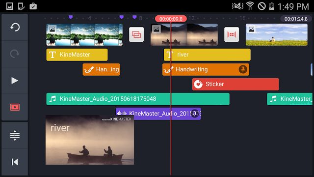 KineMaster Pro Video Editor v4.1.9555 Full APK
