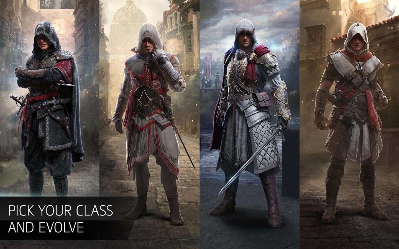 Assassin Creed Identity Mod v2.8.2 Full APK