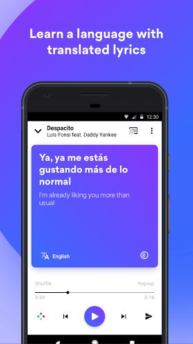 Musixmatch Lyrics Premium v7.0.4 Full APK