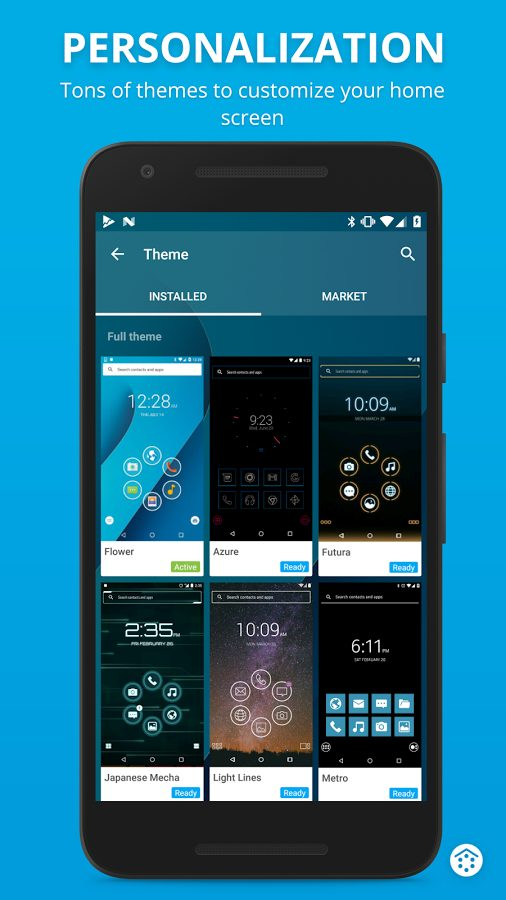 Smart Launcher 3 v3.26.010 Full APK