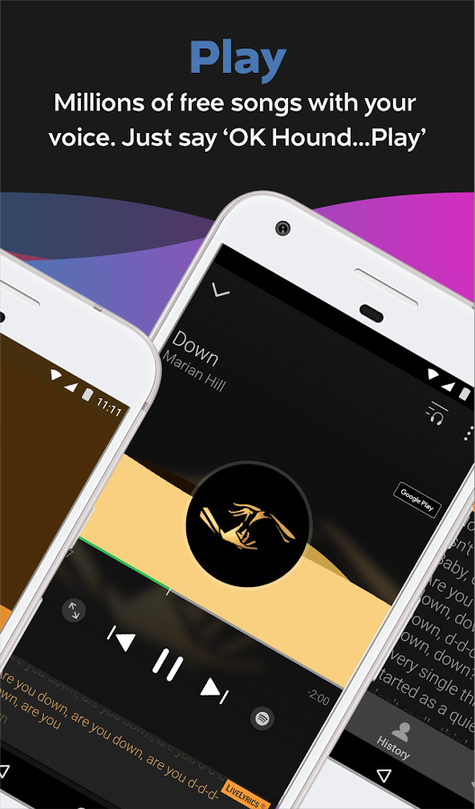 SoundHound Music Search 8.5.1 Full APK