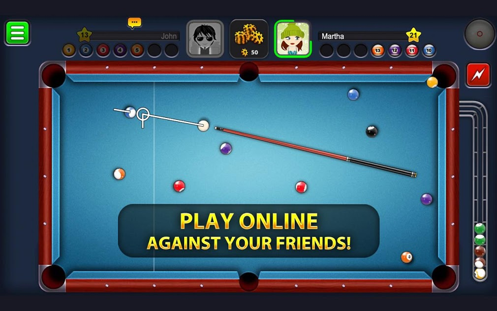 8 Ball Pool MOD v3.13.4 Full APK
