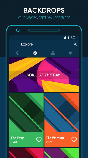 Backdrops - Wallpapers v3.14 Full APK