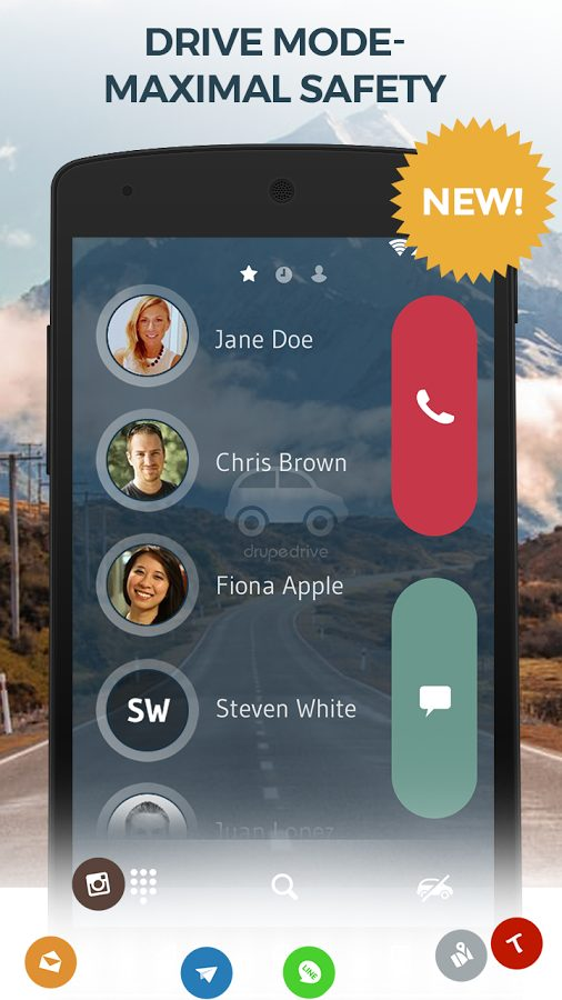 Contacts Phone Dialer Amp Caller Id V3 017 Full Apk