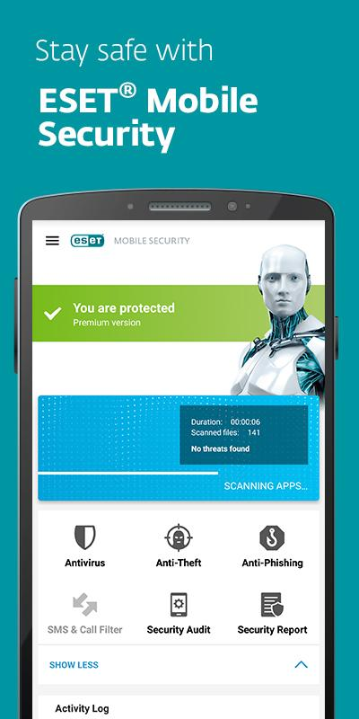ESET Mobile Security Antivirus v4.0.26.0 APK
