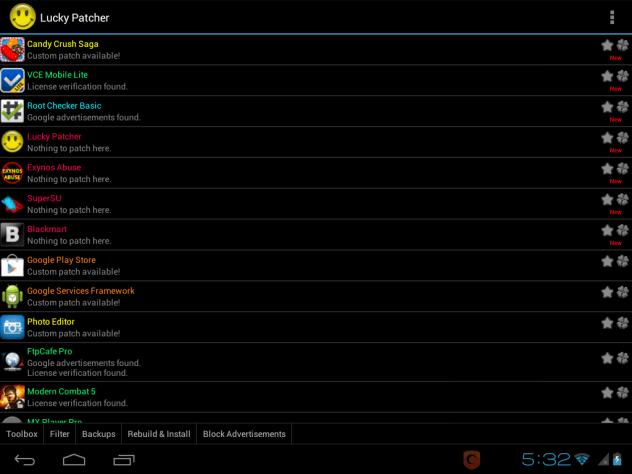 Lucky Patcher v7.1.7 Full APK