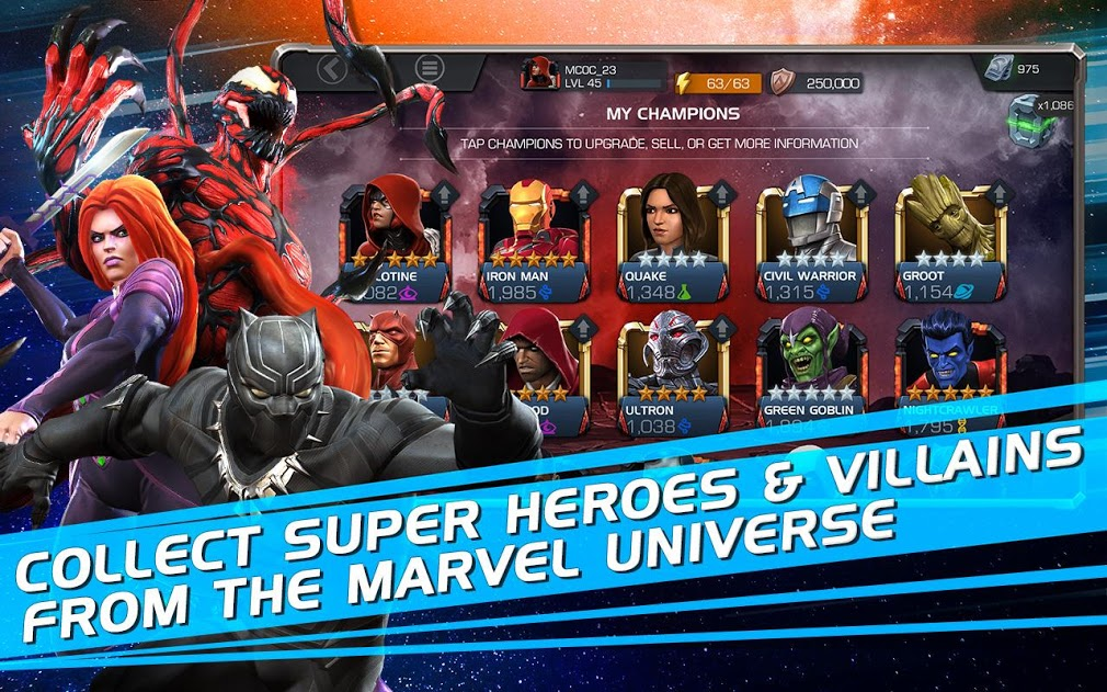 Marvel Contest of Champions v17.2.0 MOD APK