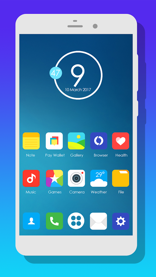 My 8 Premium Icon Pack v1.5.4 Full APK