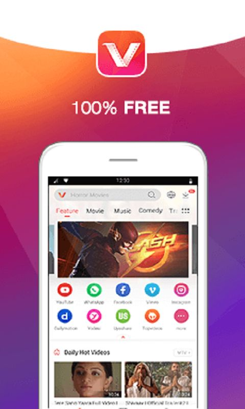 Vidmate HD Video Music Downloader v3.34 APK
