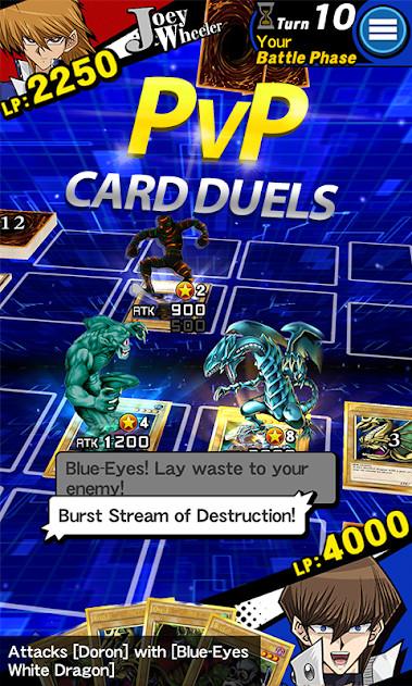 Yu-Gi-Oh! Duel Links v2.5.1 MOD Full APK