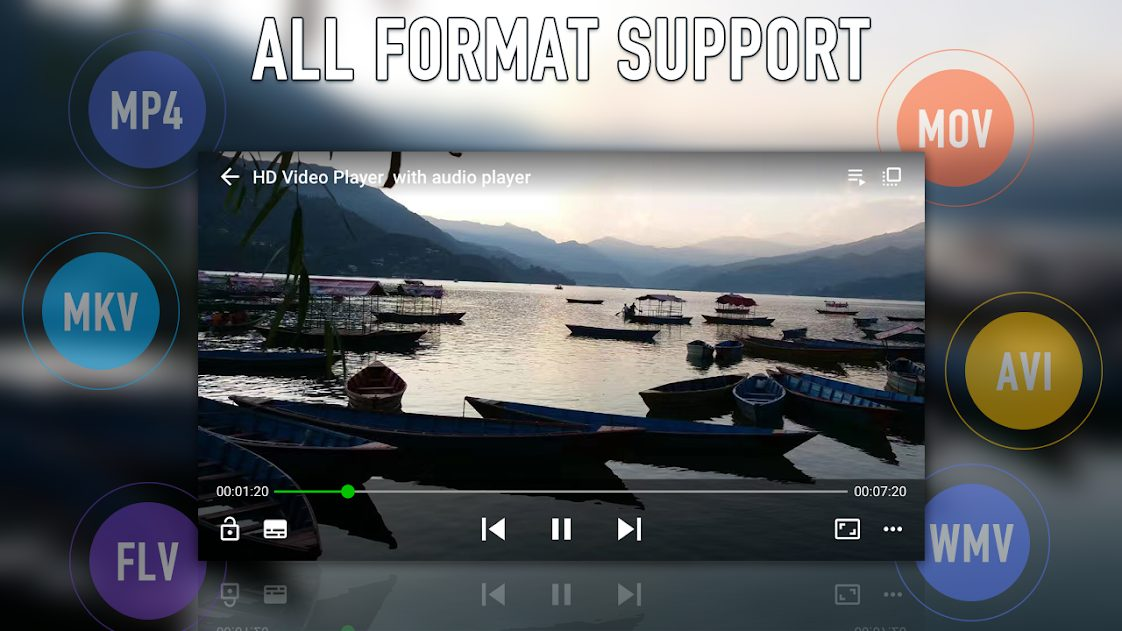 MPlayer Media Player All Format v1.0.17 APK