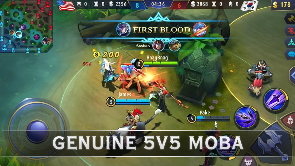 Mobile Legends Bang Bang v1.2.58.2553 MOD APK