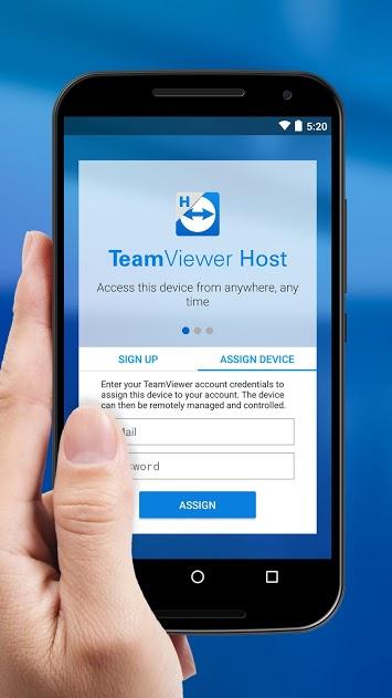 TeamViewer Host v13.1.8752 Full APK