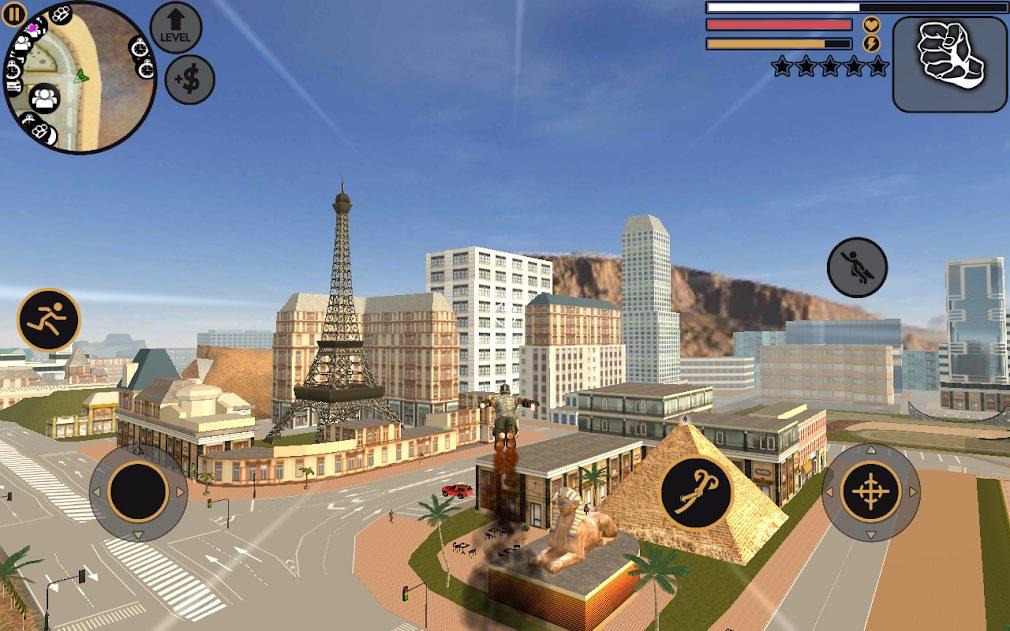 Vegas Crime Simulator v2.5 Mod Full APK