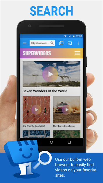 Web Video Cast Browser v4.2.0 APK