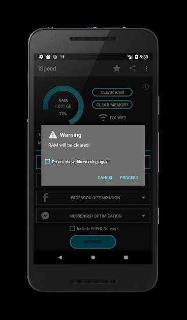 iSpeed Premium Memory Booster v4.0 Full APK