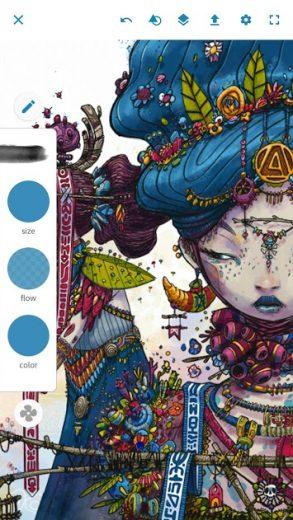 Adobe Photoshop Sketch v2.1.197 Full APK