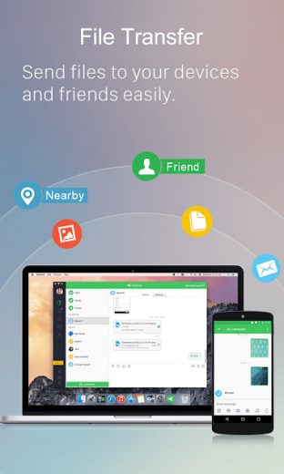 AirDroid: Remote access & File v4.1.7.0 APK