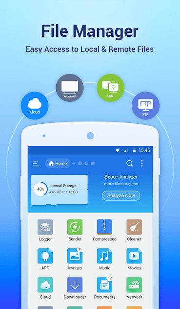 ES File Explorer Manager Pro v1.1.4 Full APK