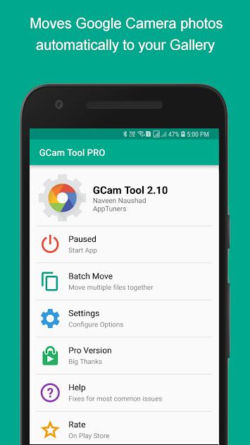 GCam Tool v2.10 Pro Full APK