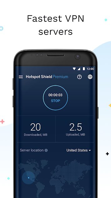 Hotspot Shield VPN Elite v5.9.9 Full APK