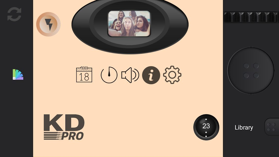 KD Pro Disposable Camera v2.10.0 Pro Full APK