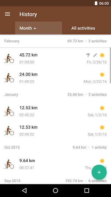 Runtastic Mountain Bike PRO v3.6 Full APK