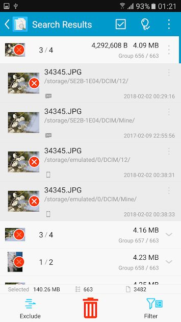 Search Duplicate File SDF Pro v4.77 Full APK