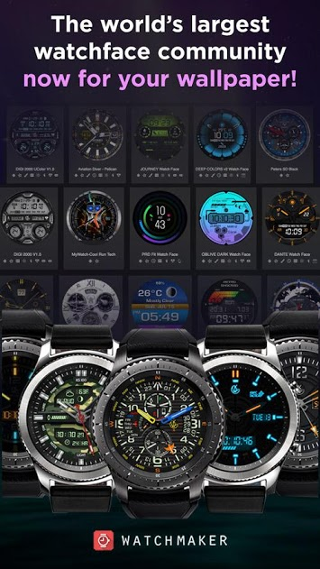 WatchMaker Live Wallpaper v4.9.9 Full APK