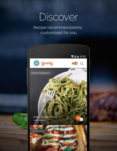 Yummly Recipes-Shopping List v2.0.3 Full APK