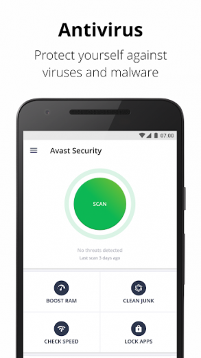 Avast Mobile Security 2018 v6.10.13 Full APK