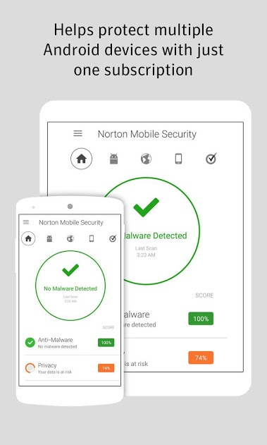 Norton Security Antivirus Pro v4.2.0.4130 Full APK