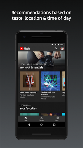 YouTube Music v2.35.55 Full APK