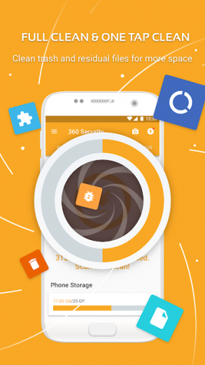 360 Security v4.5.9.3384 Full APK