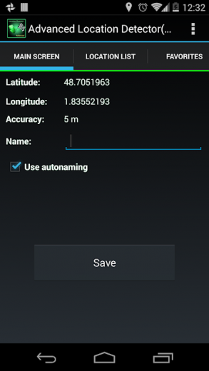 AdvancedLocationDetector v6.1.0 Full APK