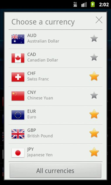 Easy Currency Converter PRO v3.1.4 Patch APK