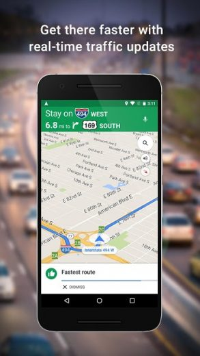 Maps Navigation & Transit v9.81.1 Full APK