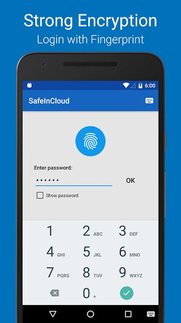Password Manager SafeInCloud Pro v18.4.0 APK