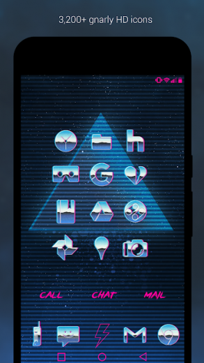 Rad Pack – 80's Theme v2.9.6 Full APK