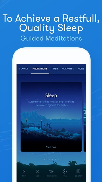 Relax Melodies Sleep Sounds Pro v7.3 Full APK